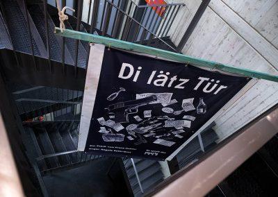 Theater-Team Zürich alte Plakate